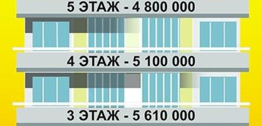 Новостройки на Тузель-1 скидки от 5-10%